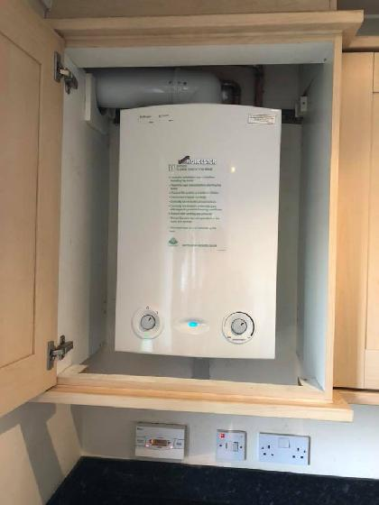 Gas boiler installation | Guisborough