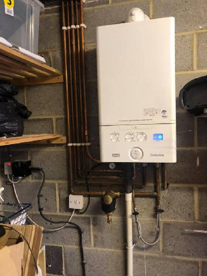 Boiler installation | Guisborough